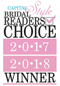 Capital Style Bridal Readers Choice Winner 2017/ 2018
